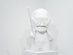 Toy Gandhi 1 (Munny Doll)
