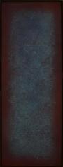 Natvar Bhavsar GUNTHAN 2005 Oil on canvas 40 x 13.5 in.