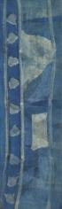 Manish Pushkale THURSDAY'S RHYTHM 2008 Oil on canvas 48 x 14 in.