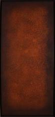 Natvar Bhavsar GUNTHAN III 2005 Oil on canvas 38.5 x 16.5 in.