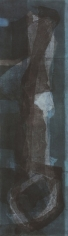 Manish Pushkale MONDAY'S DREAM 2008 Oil on canvas 48 x 14 in.