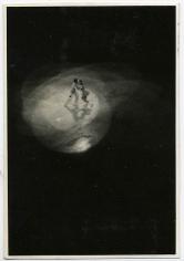 Skaters, 1960s, 4 1/8 x 2 3/4 in.