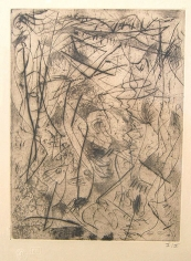 Untitled, CR#1081(P18), c. 1944-45 (printed posthumously in 1967)