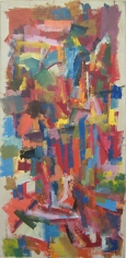 Untitled, 1954, oil on canvas, 53 1/4 x 35 3/4 in.