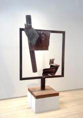 Untitled (1079-27), 1979, steel, 68 1/2 x 44 x 30 in.