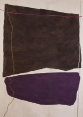 Untitled (#547), 1982, oil on canvas, 83 x 59 in.