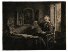 Rembrandt van Rijn, Abraham Francen, Apothecary