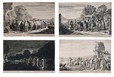Jan van de Velde II, The Four Elements