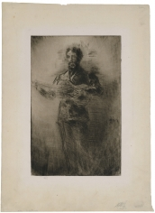 James Abbott McNeill Whistler, The Guitar Player