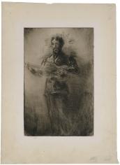 James Abbott McNeill Whistler, The Guitar Player