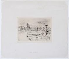 James Abbott McNeill Whistler, The Punt