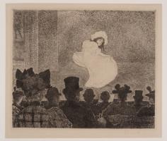 Théo Van Rysselberghe, Le Café-Concert