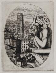 Charles Meryon, Le Stryge