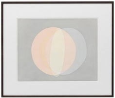 Olafur Eliasson. Air Drawing, 2012. Watercolor and pencil on paper, 80 x 93.7 cm.