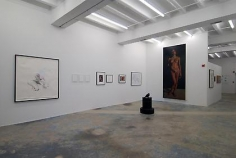 Gallery Artists: Recent Works 2008. Installation view: Conner Contemporary Art.