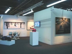 2008. Installation view: booth E-01, PULSE New York.