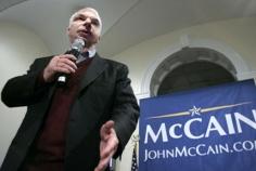 JOE OVELMAN If I Were President (John McCain 1) 2008, photograph, 4 x 6 inches