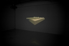 ANDREW BUCKLAND Data_Scape 2008, interactive digital projection.