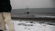 KATJA AGLERT Winter Event antifreeze (video still)