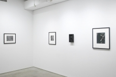 Remnants: Louise Nevelson and Aaron Siskind | installation image 2013 | Bruce Silverstein Gallery