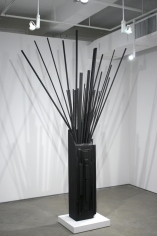 Untitled, 1985, Painted wood