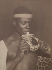 F Holland Day - Nubia, c. 1896-1897    Bruce Silverstein Gallery