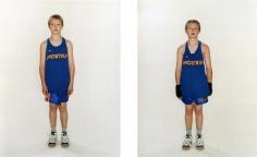 Nicolai Howalt - Chris Pederson, 2001 Chromogenic print ; Bruce Silverstein Gallery