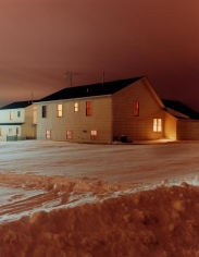 Todd Hido ; #2479-a, 1999 Archival pigment print ; Bruce Silverstein Gallery