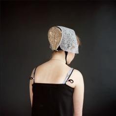 Trine Søndergaard - Untitled, Lace #17, 2015 | Bruce Silverstein Gallery