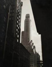 E. O. Hoppé - The Apotheosis of New York, c. 1920s-1930s | Bruce Silverstein Gallery