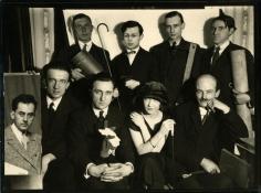 Man Ray -  Dada Group, 1921-1922  | Bruce Silverstein Gallery