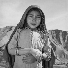 Young Girl, Ladakh, India, 1985