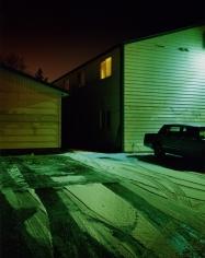 Todd Hido ; #7373, 2008 Archival pigment print ; Bruce Silverstein Gallery