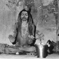 A Holy Man, Katmandu, 1985