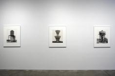 August Sander / Bernd and Hilla Becher : A Dialogue | installation image 2014 | Bruce Silverstein Gallery