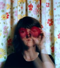 Sandy Skoglund - Looking Through a Tomato, 1977 | Bruce Silverstein Gallery