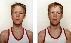 Nicolai Howalt - Michael Ullits Christensen, 2001 Chromogenic print ; Bruce Silverstein Gallery