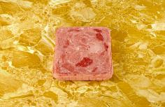 Sandy Skoglund - Luncheon Meat on a Counter, 1978 | Bruce Silverstein Gallery