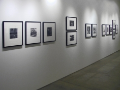 Robert Doisneau : From the Fictional to the Real | installation image 2005 | Bruce Silverstein Gallery