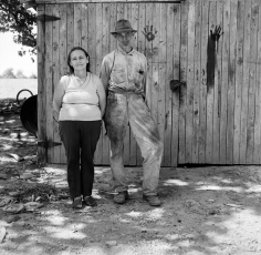 In the Sand Mountain, Sand Mountain, Alabama USA, 1976