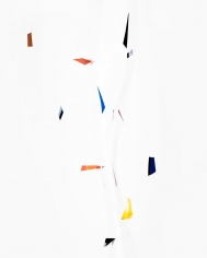 Brea Souders - Film Electric #21, 2013 Chromogenic print   Bruce Silverstein Gallery