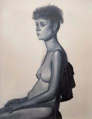 Alfred Leslie - Becky Windmiller (from Some Becky Stuff), 1990  | Frieze New York 2017 | Bruce Silverstein Gallery