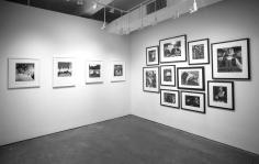 """We are the subject"" : Lisette Model, Diane Arbus, Rosalind Fox Solomon | installation image 2018 | Bruce Silverstein Gallery"
