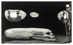Joel-Peter Witkin - Kertész in Edo, 2005 Gelatin silver print ; Bruce Silverstein Gallery