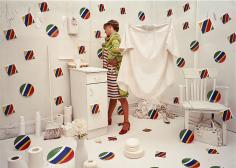 Sandy Skoglund - Accessories, 1979 | Bruce Silverstein Gallery