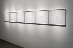 Maria Antonietta Mameli : Long Takes | installation image 2011 | Bruce Silverstein Gallery