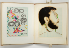Keith A. Smith - Book Number 11, Up, 1969  | Frieze Masters 2018 | Bruce Silverstein Gallery