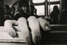 Mark Cohen - Untitled (Woman's Fingers), 1973  | Bruce Silverstein Gallery