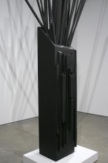 Untitled, 1985 (detail), Painted wood
