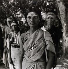 Pilgrims, Madurai, India, 1981